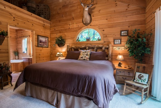 Master Bedroom 1 Trapper's Den