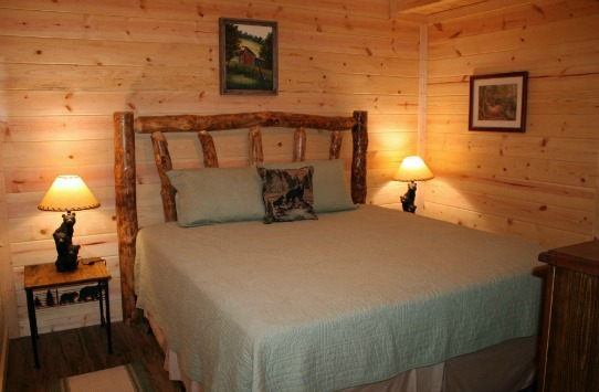 Owl's Nest Cabin - Bedroom 5