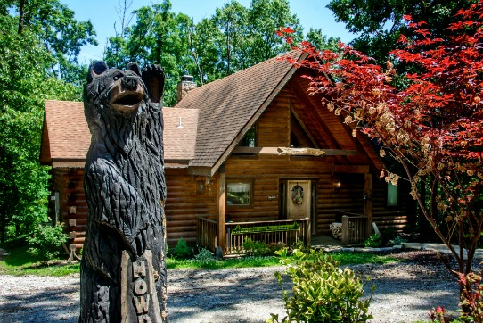 Trapper's Den Cabin